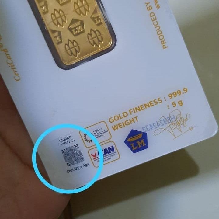 emas antam certicard