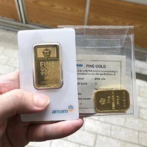 Harga Emas Antam Hari Ini di Jogja Cek Sekarang Penting!