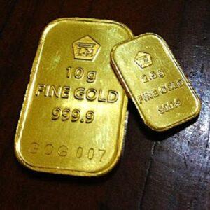 Jenis logam mulia termahal di dunia