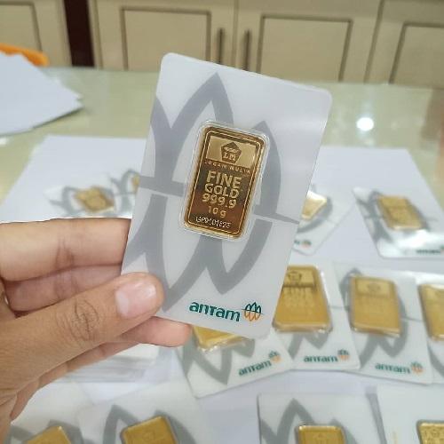Cara investasi dan menabung emas di Pegadaian